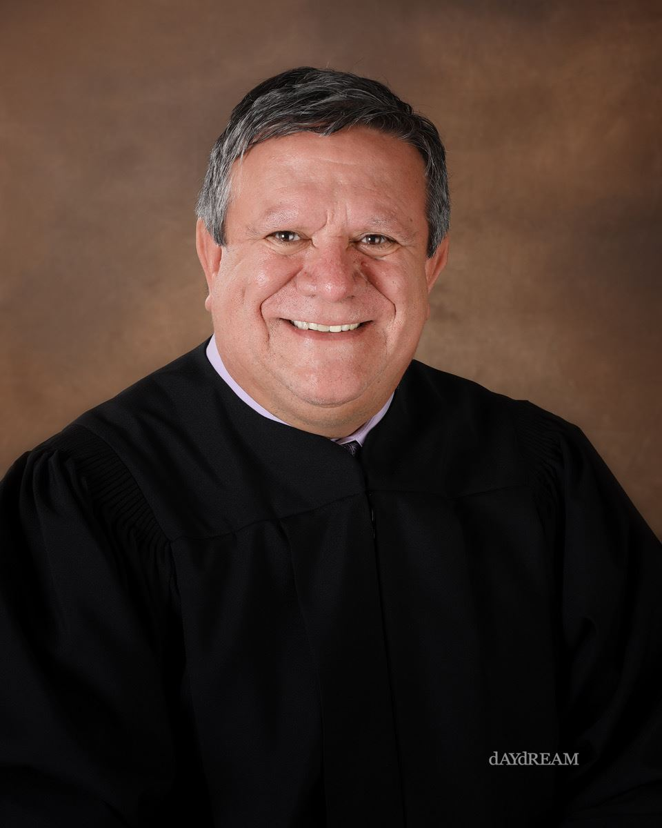 Judge Charlie Peters