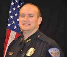 Community Resource Officer Roger Doll